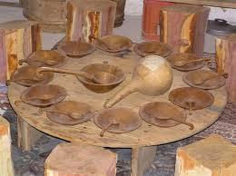 Sofra- tradicionalni sto za obedovanje i srednjevekovnom srpskom domaćinstvu