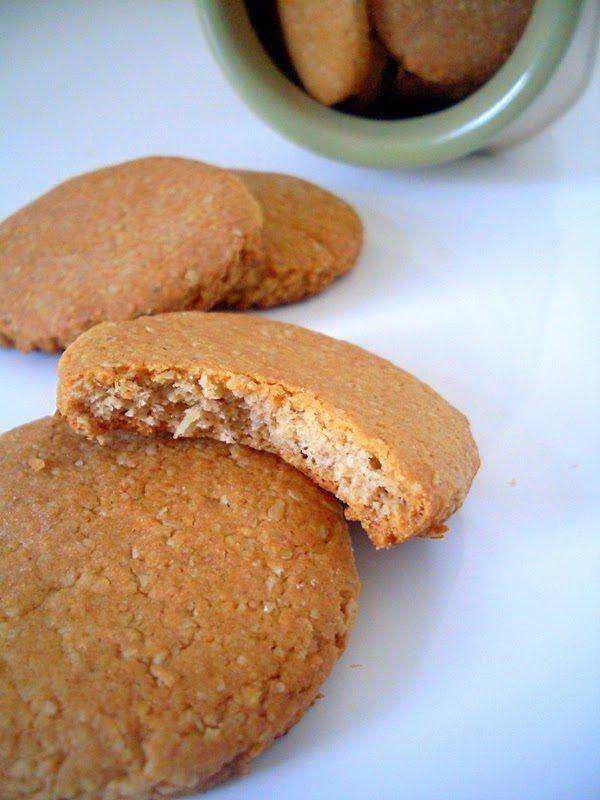 Degestive cookies