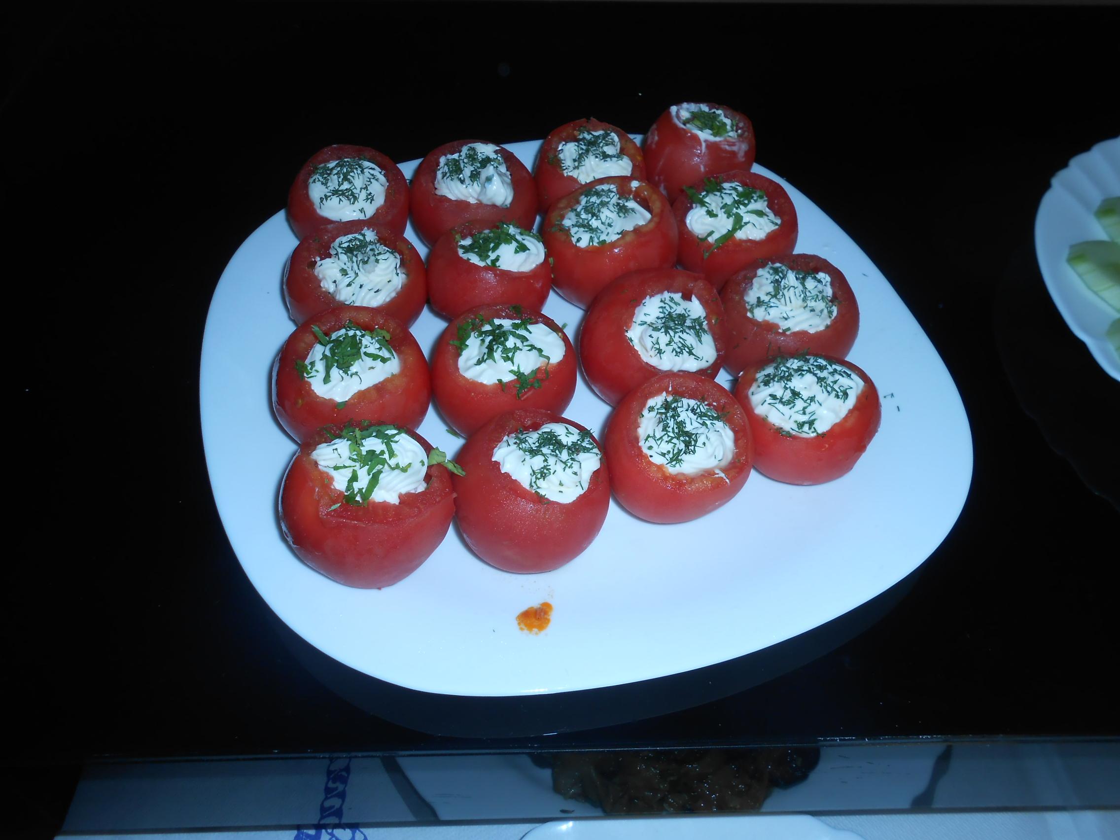 Varna - punjeni paradajz