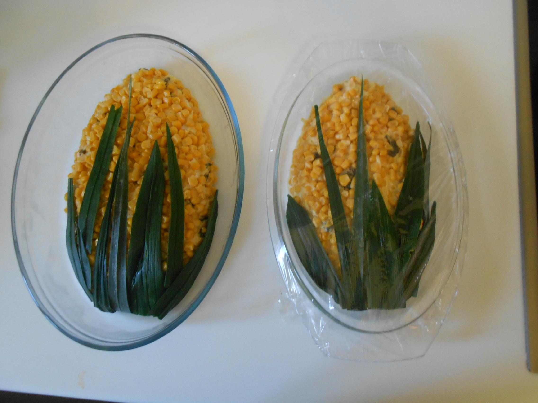 "Salata ili predjelo ""klip kukuruza"""