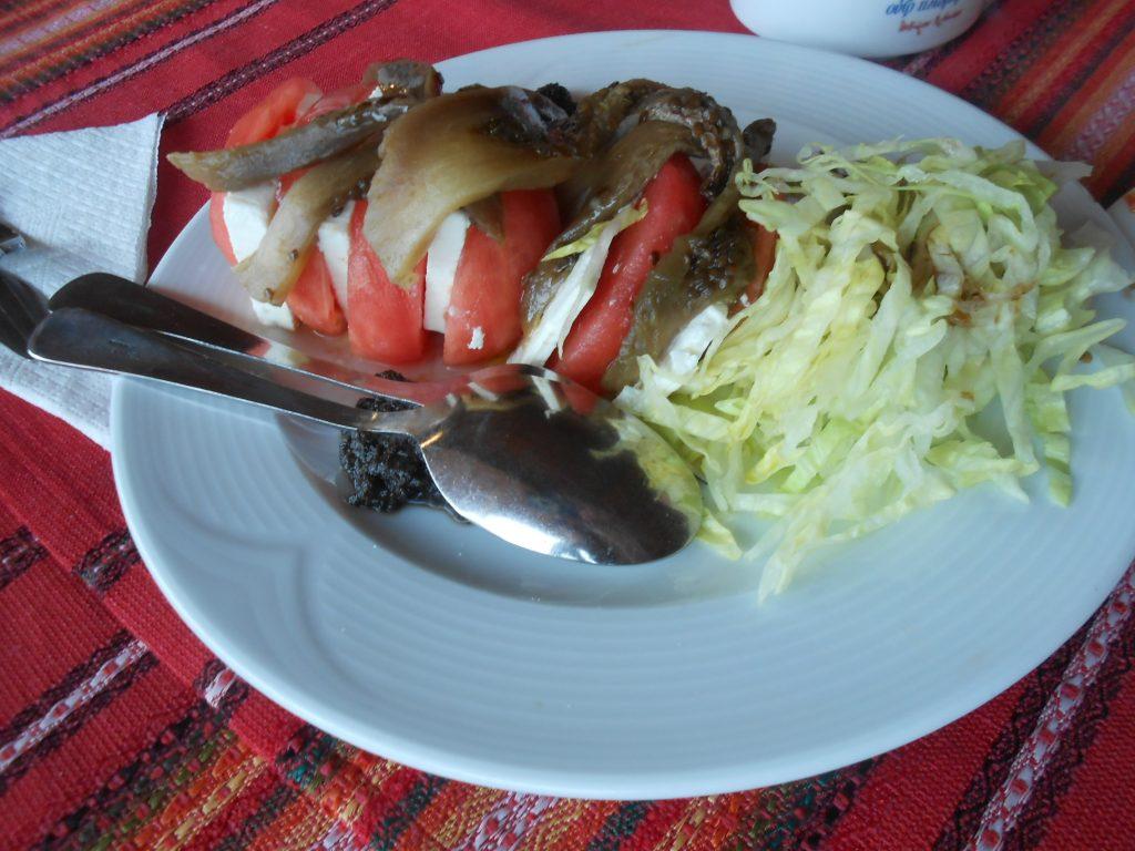 Sir sa povrćem