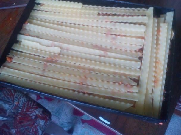 Lazanje od makarona