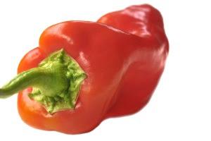 Primer loše paprike za pečenje