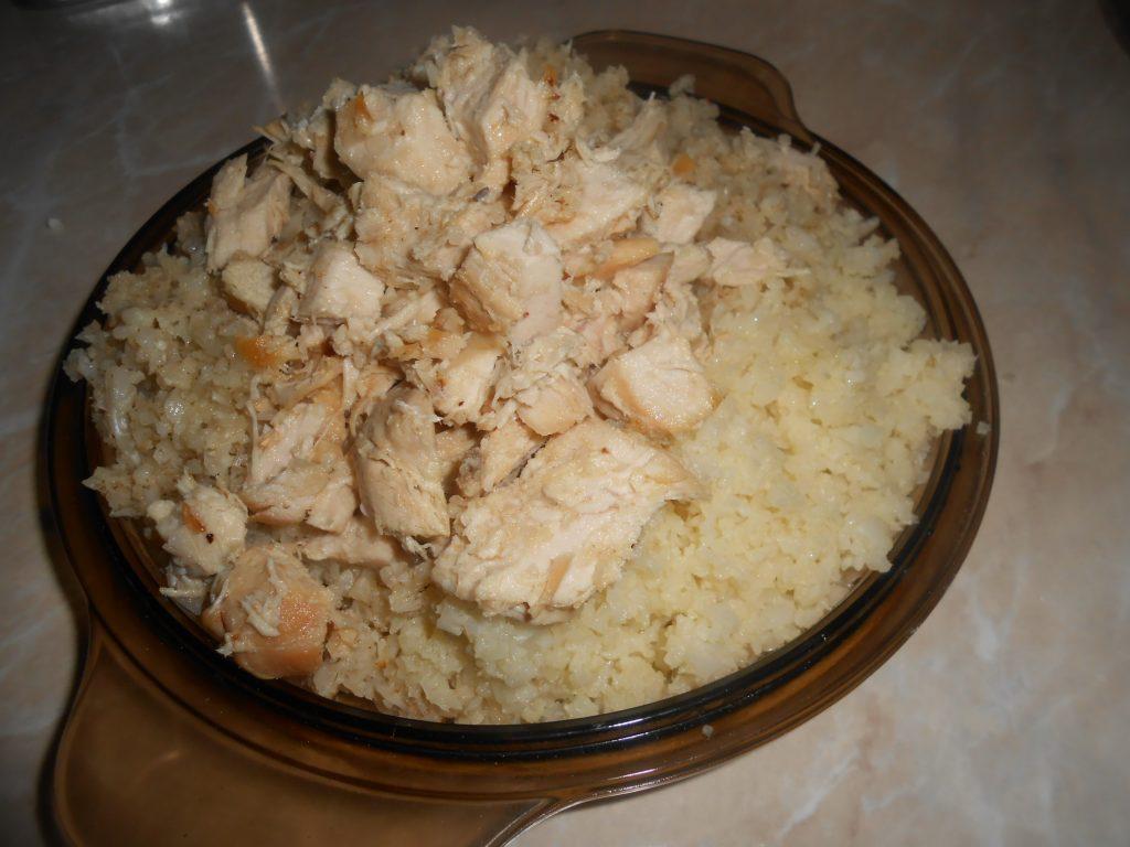 Karfiol i piletina
