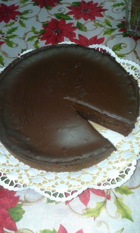 torta od dve vrste čokolade