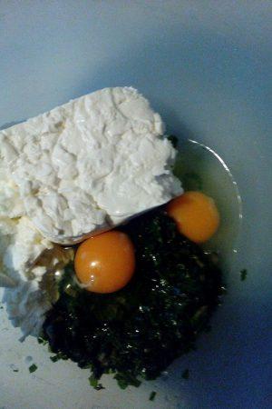 Umutiti jaja, sir i blitvu