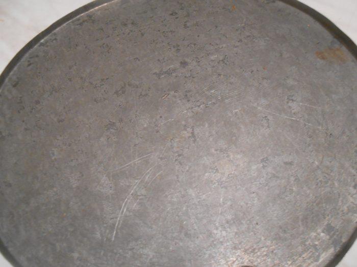 Starinski plehčići specijalno pravljeni za dobošicu, pozajmljeni od Negice koja ih je nasledila od mama Cane