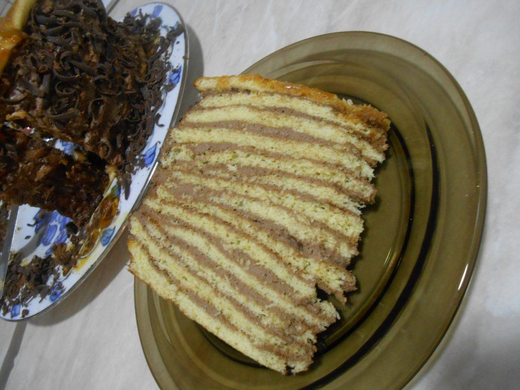 Nesavršena doboš torta