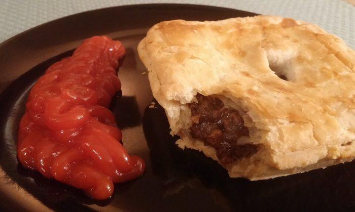 Australijska pita sa mesom
