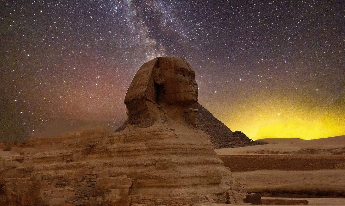 Sfinga-Egipat